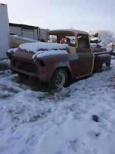 1956 Chev truck project