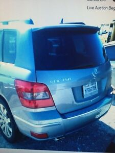MERCEDES GLK 2010 PARTED OUT