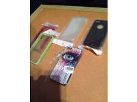 VARIOUS IPHONE 4/4S 5/5S CASES COVERS NEW