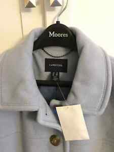 REDUCED. brand new. never worn **Land's End** Wool Coat Size 14 London Ontario image 2