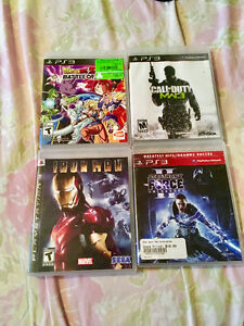 PS3 slim 4 games & chat headset!!! St. John's Newfoundland image 2
