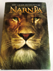 The Chronicles of Narnia (six softcover books)