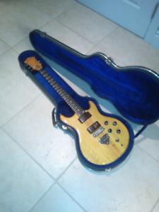 1978 Ibanez mc200 vintage electric guitar