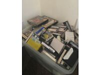 Huge lot of spectrum cassettes