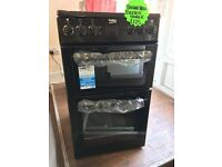 BRAND NEW BEKO FREESTANDING DOUBLE CAVITY ELECTRIC COOKER OVEN AND GRILL !!!
