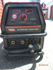 Lincoln Invertec V350 PRO Welding Machine