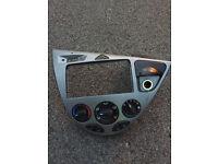 Ford Focus Heater Fan controls
