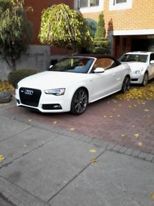 Audi A5 convertible 2016