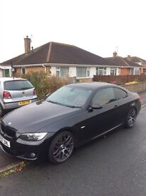 Bmw 330d Msport coupe full service history