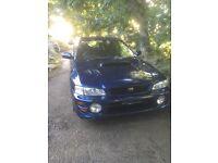 Subaru Impreza Turbo for a van or pick up