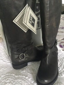 Ladies Frye leather boots