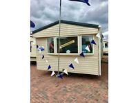 CHEAP STATIC CARAVAN NORTH WALES BARGAIN SITE FEES INCLUDED!