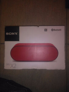 Sony SRS-X2 Bluetooth Speaker