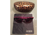 Guess Woman's Sunglasses: New / Worn once