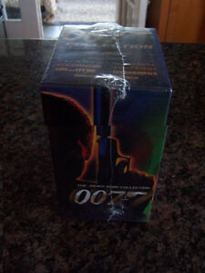 James Bond 007 Complete (DVD Box-set)