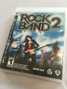 PS3 Game - Rock Band 2