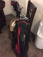 Xv460 golf clubs new