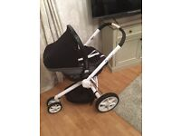Quinny Moodd Pushchair, Car Seat and Travel Set