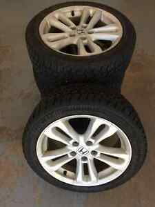 Winter Wheel and Tires for Honda Civic