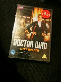 Doctor Who deep breath dvd £5 OVNO PLEASE