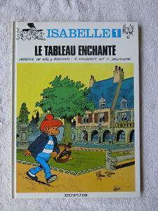 Isabelle - Le tableau enchantée