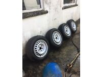 Vw Transporter wheels