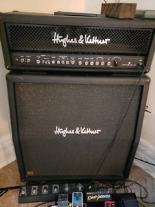 Hughes & Kettner Switchblade 100 head and cab