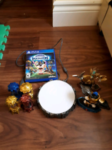Skylanders: Imaginators PS4! Game and accessories!
