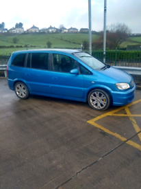 Zafira gsi turbo spares or repair for sale  Halifax, West Yorkshire