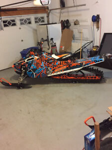 For sale or trade 2015 rmk pro turbo
