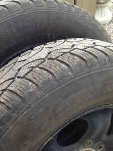 245 70/R17 Snow tires