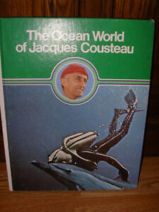 The Ocean World of Jacques Cousteau 20 volume set encyclopedia Windsor Region Ontario image 6
