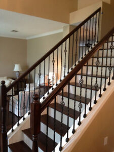 STAIRCASE AND FLOORING INSTALLATION