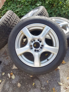2014 vw jetta rims and tires