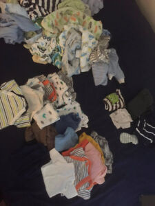 Newborn BOYS clothing