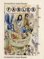 "Graphic Novel: ""Fables: Legends in Exile"""