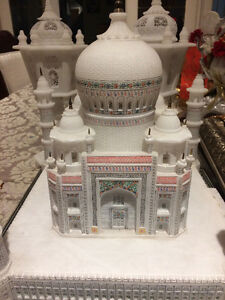 Marble Taj Mahal Showpiece Cambridge Kitchener Area image 1