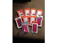 Pink iPhone 4/4s covers
