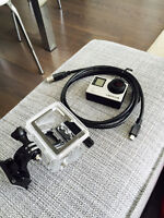 Mint condition GoPro Hero 4 Silver Edition 4K