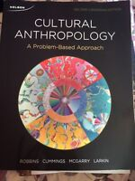 Anthropology Textbooks for sale!