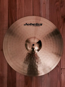Cymbale Jobeky 18'' Real Feel 3 zones.