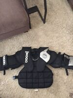Adult small chest protector