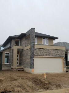 BRAND NEW DETACH  3 BEDROOM 3 WSHROOM HOME  IN LONDON FOR LEASE