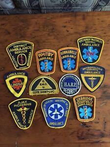 EMS patches Oakville / Halton Region Toronto (GTA) image 1