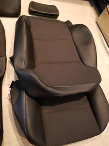 2014-16 GMC All Terrain Double Cab  Seat Covers