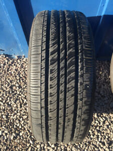 4 TECHNO TOURING 225 60 17 SUMMER TIRES CAN REPLACE 225 65 17