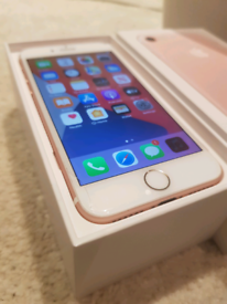 iPhone 6s 64GB Rose GOLD Unlocked Boxed*
