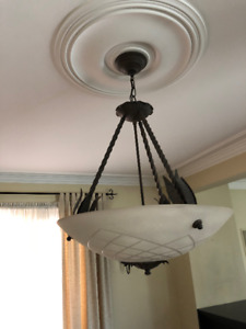 Chandelier / Ceiling Light Fixture - Brand New Condition