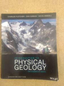 Introduction to Physical Geology: The Science of Earth; Fletcher