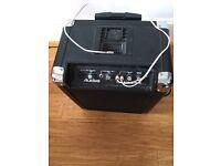 Alesis Transactive Mobile Portable PA system